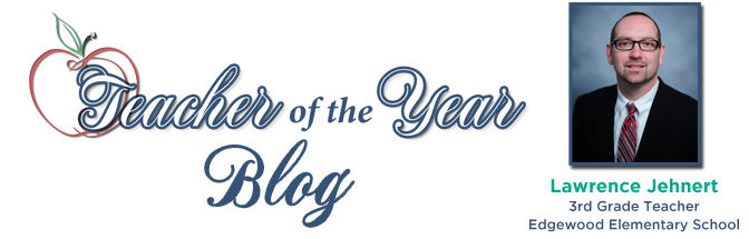 Teacher of the Year Blog