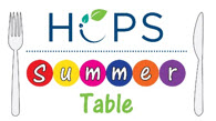HCPS Summer Table