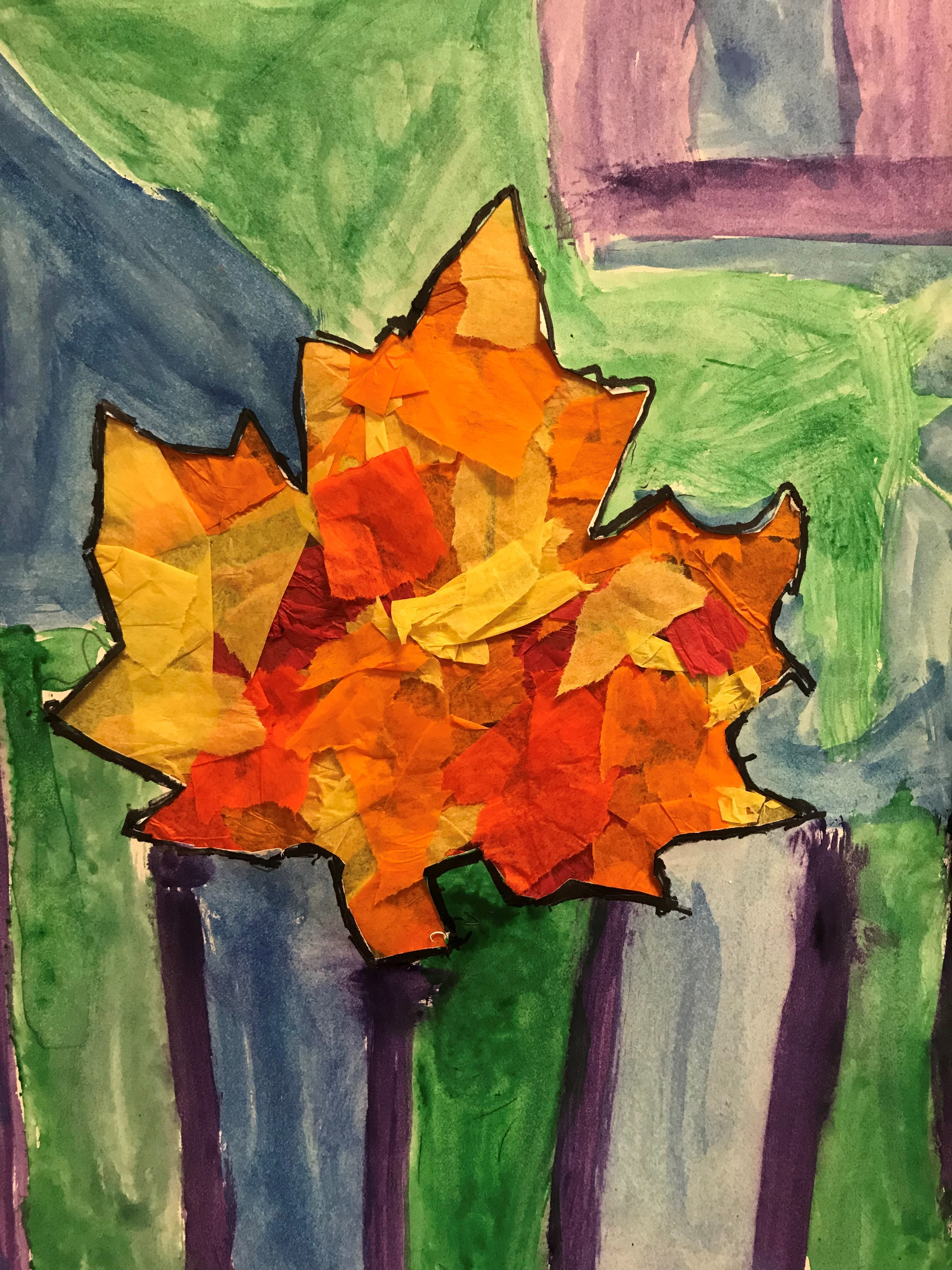 Student Artwork -Caelyn Forbes